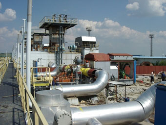 Gas installations, HVAC