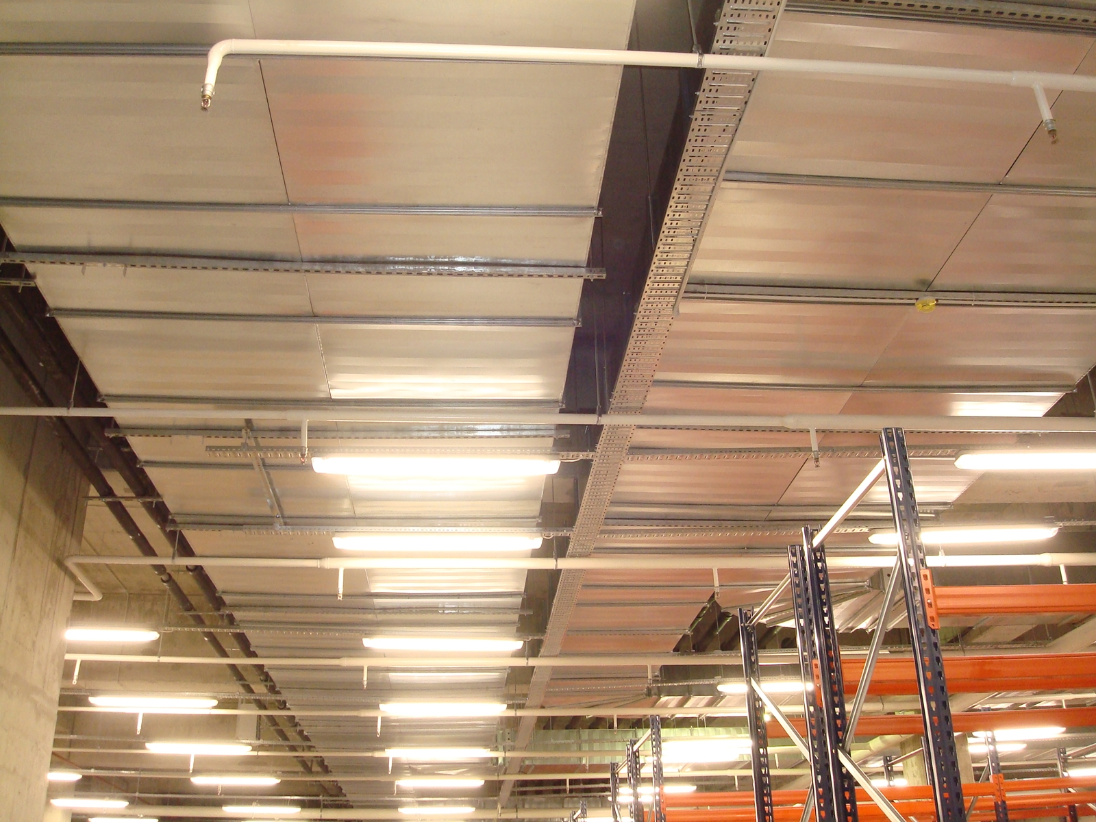 Fire fighting installations
